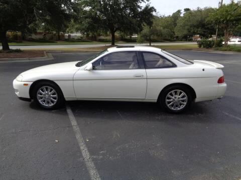 1993 Lexus SC 400 for sale at BALKCUM AUTO INC in Wilmington NC