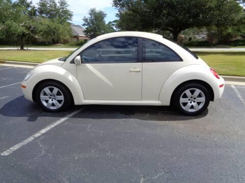 2007 Volkswagen New Beetle for sale at BALKCUM AUTO INC in Wilmington NC