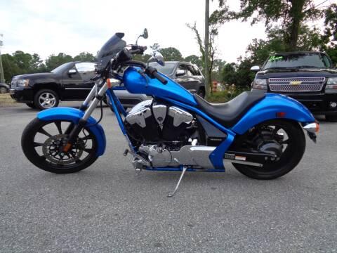 2016 Honda Fury for sale at BALKCUM AUTO INC in Wilmington NC