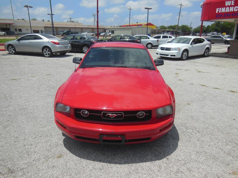 2006 Ford Mustang  - Garland TX
