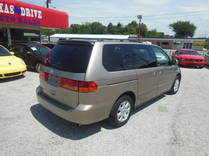 2004 Honda Odyssey EX 4dr Mini-Van - Garland TX