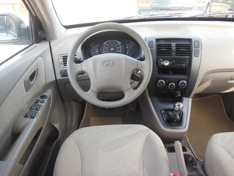 2005 Hyundai Tucson GL 4dr SUV - Garland TX