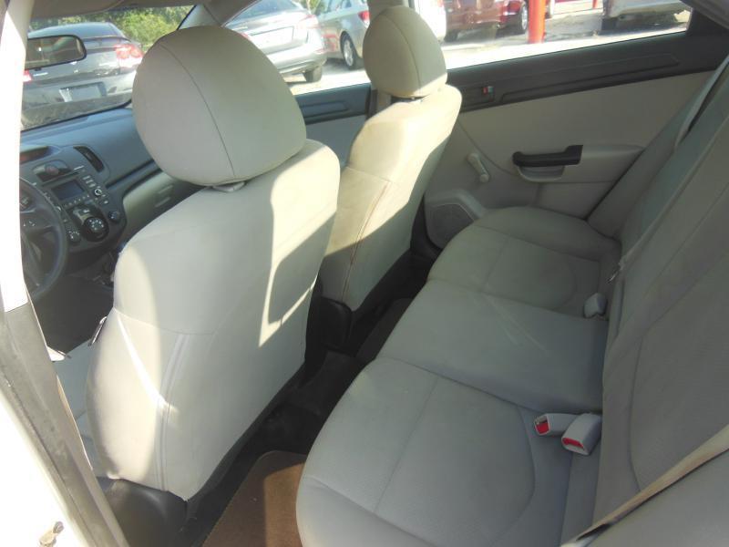 2012 Kia Forte LX 4dr Sedan 6A - Garland TX