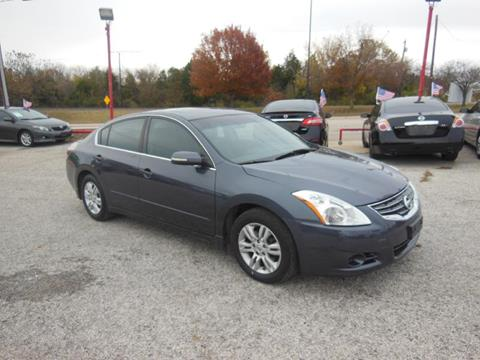 2010 Nissan Altima for sale in Garland, TX