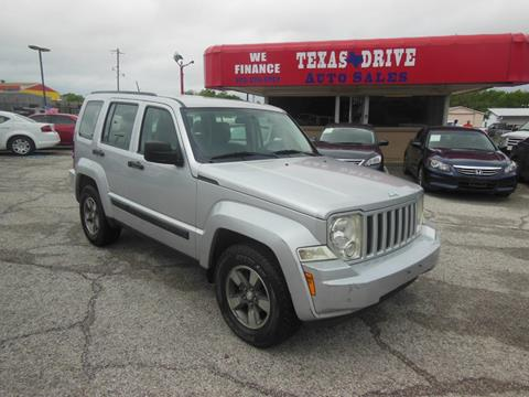 2008 Jeep Liberty for sale in Garland, TX