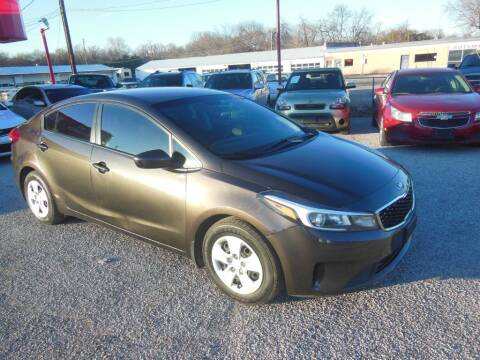 2017 Kia Forte LX for sale at Texas Drive LLC in Garland TX