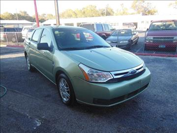2008 Ford Focus for sale in Garland, TX