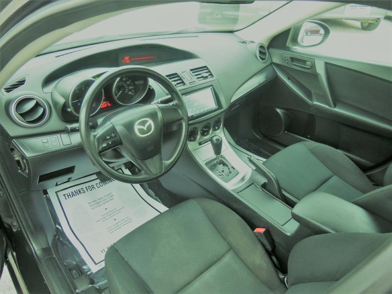 2011 Mazda MAZDA3 i Sport 4dr Sedan 5A - Garland TX