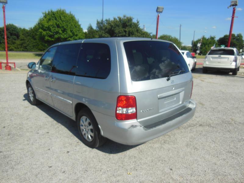 2005 Kia Sedona 4dr EX Mini-Van - Garland TX