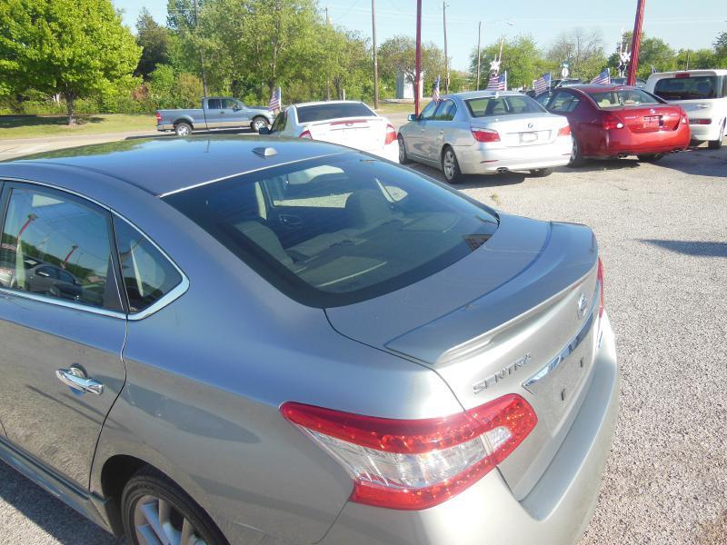 2014 Nissan Sentra SR 4dr Sedan - Garland TX
