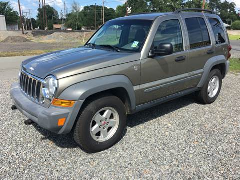 2006 Jeep Liberty for sale in Shreveport, LA