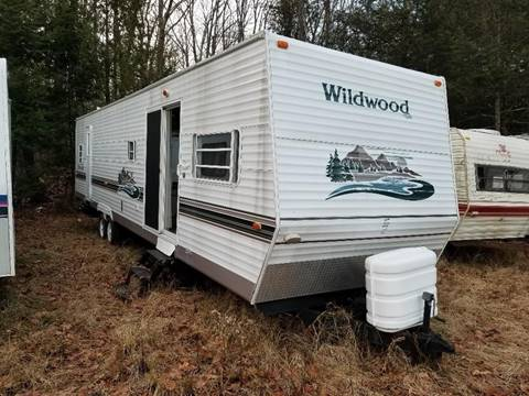 2004 Wildwood 38 FBRB for sale in Tilton, NH