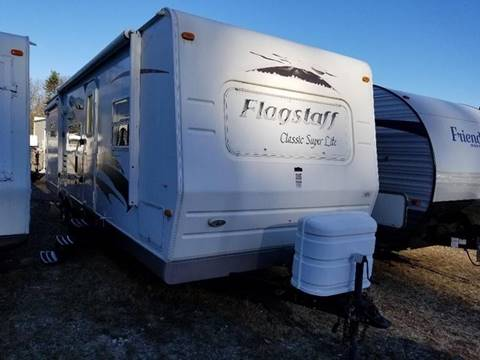 2009 FLAGSTAFF CLASSIC 831KRSS for sale in Tilton, NH