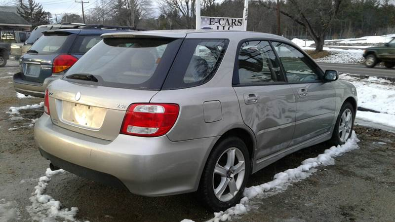 2005 Saab 9-2X AWD Linear 4dr Sport Wagon - Tilton NH