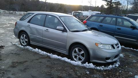 2005 Saab 9-2X for sale in Tilton, NH