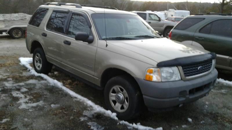 2002 Ford Explorer XLS 2WD 4dr SUV - Tilton NH