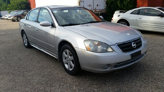 Wonderful 2002 Nissan Altima 2.5 S 4dr Sedan   Tilton NH