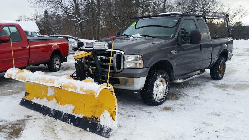 2006 Ford F-250 Super Duty XLT 4dr SuperCab 4WD SB - Tilton NH
