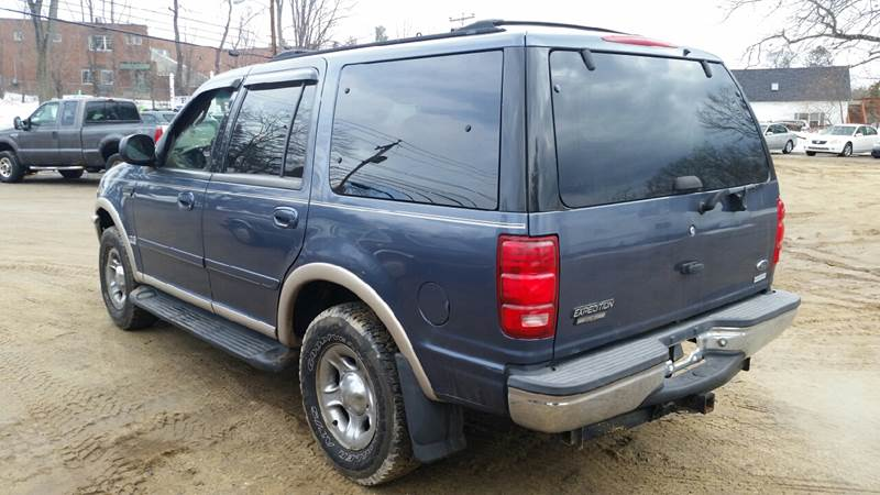 1998 Ford Expedition Eddie Bauer 4dr SUV - Tilton NH