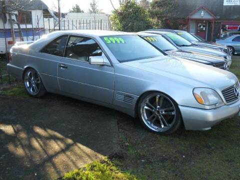 1995 Mercedes-Benz S-Class for sale in Vancouver, WA