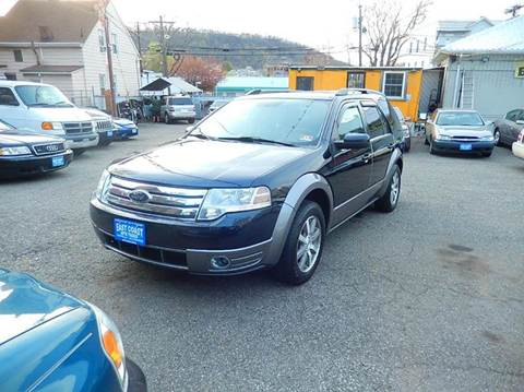 2008 Ford Taurus X for sale at East Coast Auto Trader in Wantage NJ