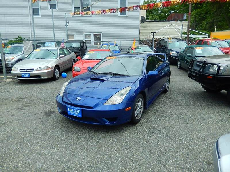 2003 Toyota Celica for sale at East Coast Auto Trader in Wantage NJ