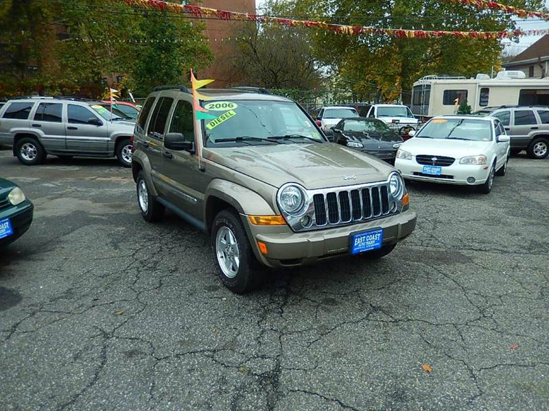 2006 Jeep Liberty for sale at East Coast Auto Trader in Wantage NJ