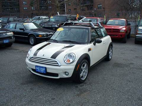 2007 mini cooper for sale in new jersey. Black Bedroom Furniture Sets. Home Design Ideas