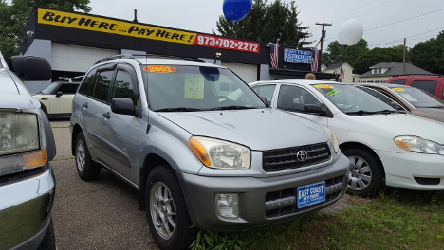 2002 Toyota RAV4 for sale at East Coast Auto Trader in Wantage NJ