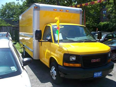 2008 GMC SAVANA G3500 for sale at East Coast Auto Trader in Wantage NJ