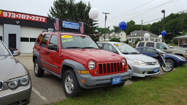 2005 Jeep Liberty for sale at East Coast Auto Trader in Wantage NJ