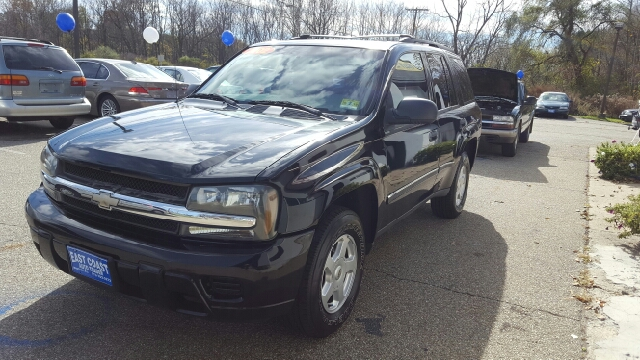 2002 Chevrolet TrailBlazer for sale at East Coast Auto Trader in Wantage NJ