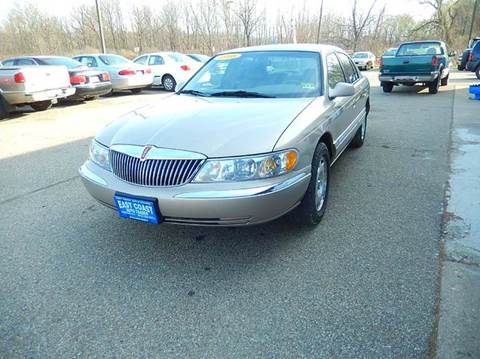 1998 Lincoln Continental for sale in Wantage, NJ