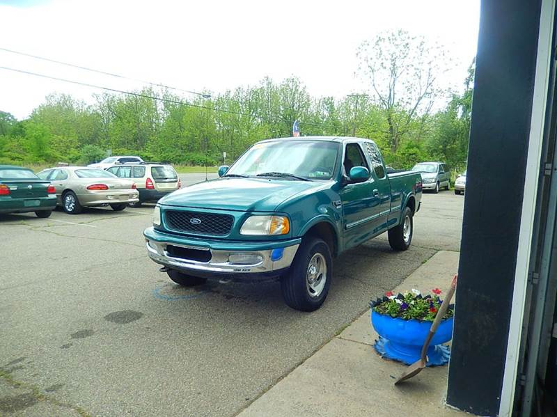 1998 Ford F-150 for sale at East Coast Auto Trader in Wantage NJ