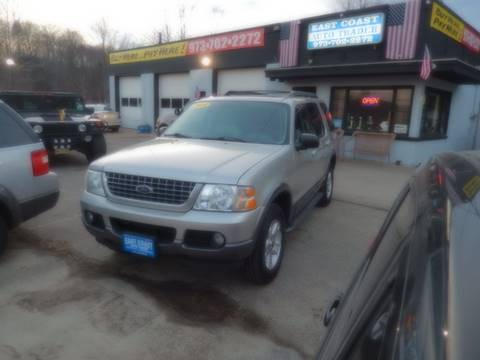 2005 Ford Explorer for sale at East Coast Auto Trader in Wantage NJ