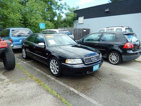Used 2002 Audi S8 For Sale Carsforsalecom