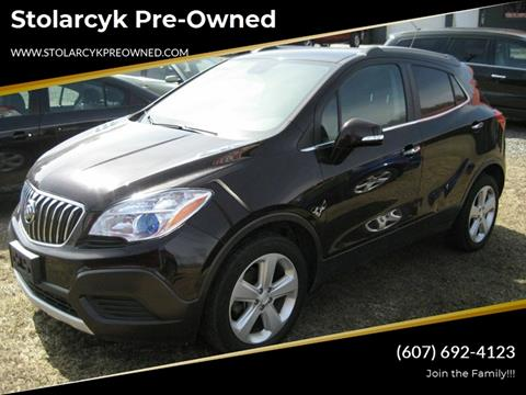 2016 Buick Encore for sale in Whitney Point, NY