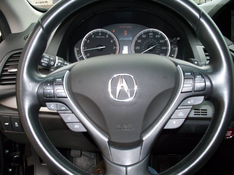 2014 Acura RDX for sale at CONESTOGA MOTORS in Ephrata PA