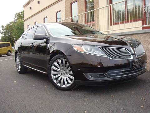 2013 Lincoln MKS for sale at CONESTOGA MOTORS in Ephrata PA