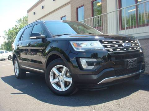 2016 Ford Explorer for sale at CONESTOGA MOTORS in Ephrata PA