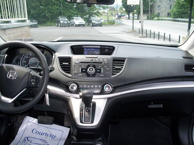2014 Honda CR-V for sale at CONESTOGA MOTORS in Ephrata PA