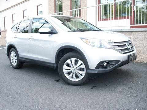 2014 Honda CR-V for sale at CONESTOGA MOTORS in Ephrata PA