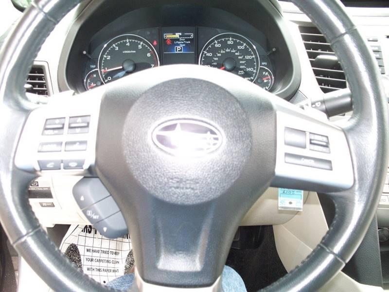 2014 Subaru Legacy for sale at CONESTOGA MOTORS in Ephrata PA