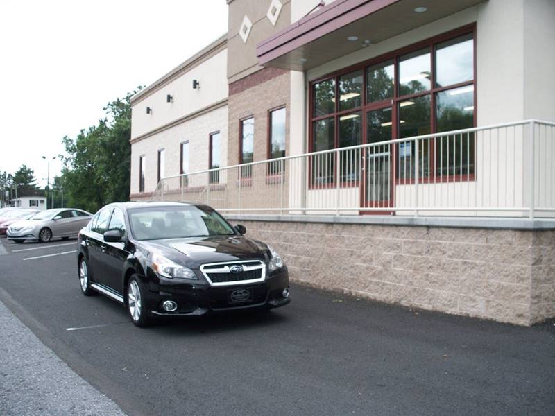 2014 Subaru Legacy for sale at CONESTOGA MOTORS in Ephrata PA