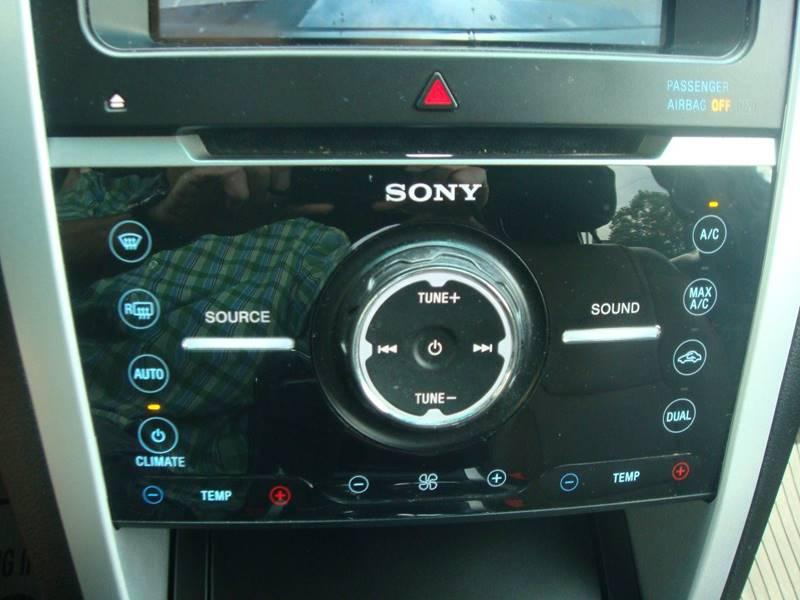 2014 Ford Explorer for sale at CONESTOGA MOTORS in Ephrata PA