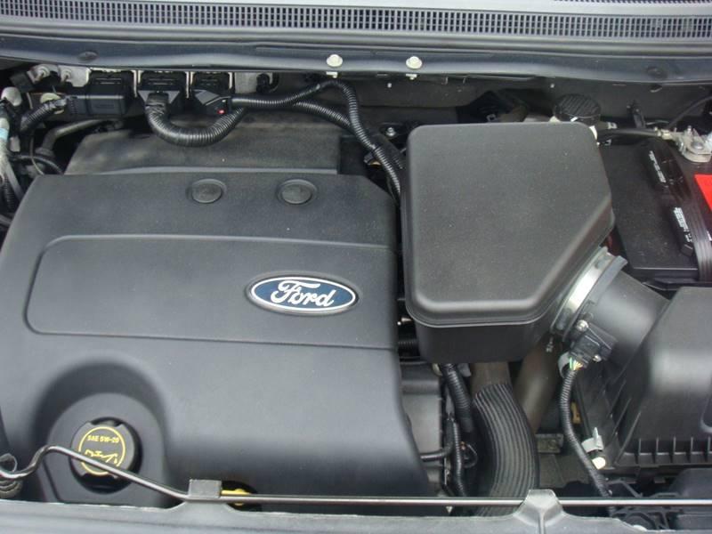 2014 Ford Edge for sale at CONESTOGA MOTORS in Ephrata PA