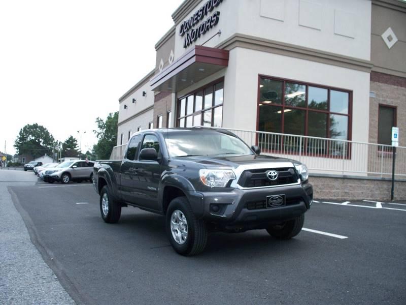 2013 Toyota Tacoma for sale at CONESTOGA MOTORS in Ephrata PA