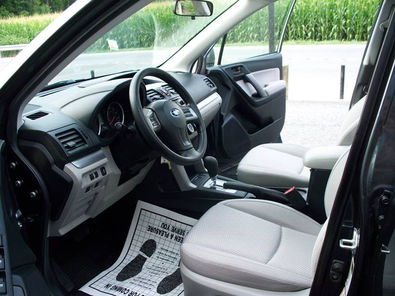 2015 Subaru Forester for sale at CONESTOGA MOTORS in Ephrata PA