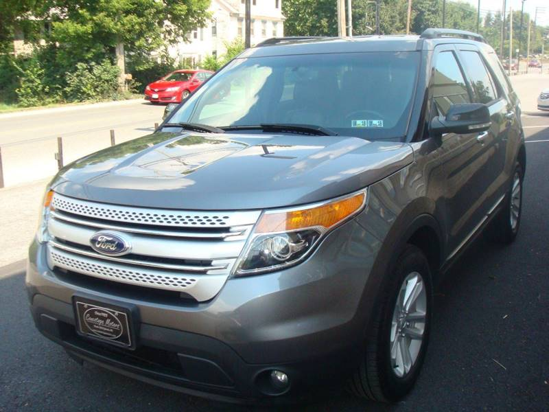 2014 Ford Explorer for sale at CONESTOGA MOTORS in Ephrata PA
