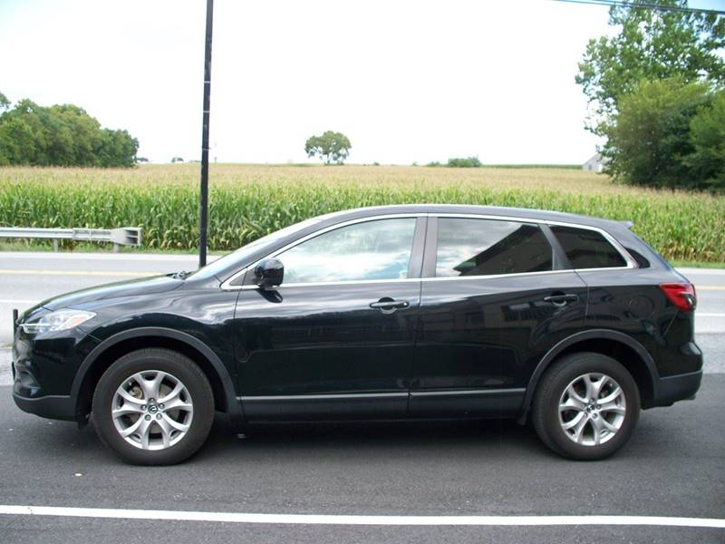 2014 Mazda CX-9 for sale at CONESTOGA MOTORS in Ephrata PA